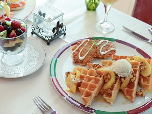Beechwood Manor Breakfast